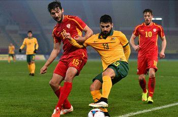 Macedonia stalemate a learning experience for Australia - Postecoglou