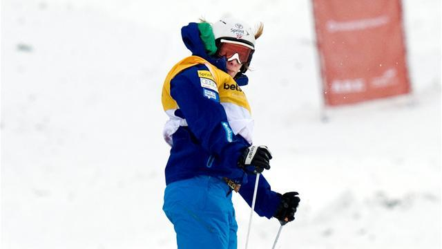 Freestyle Skiing - Kearney looking good for moguls defence at Sochi 2014