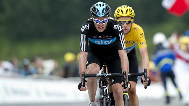 Cycling - Sky confirm Froome and Wiggins for Tour of Oman