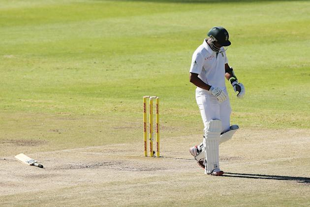 South Africa v Australia - 3rd Test: Day 5
