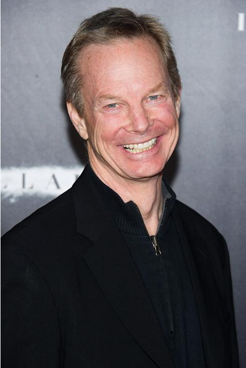 """FILE -In this Nov. 3, 2014 file photo, Bill Irwin attends the """"Interstellar"""" premiere in New York. The summer 2014 production of """"Show Boat"""" in San Francisco had 65 singers, actors"""