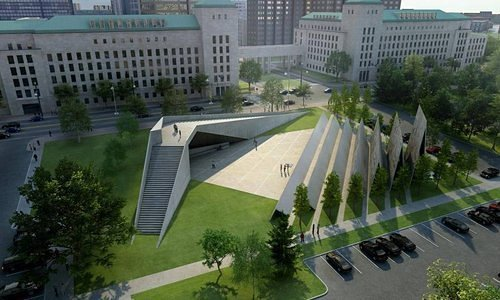 Photos via e-architect The second-largest monument in Canada's capital, Ottawa, might soon be a large and very literal memorial to victims of communism. But as the project's many critics point out: Canada has never been a communist country. The...