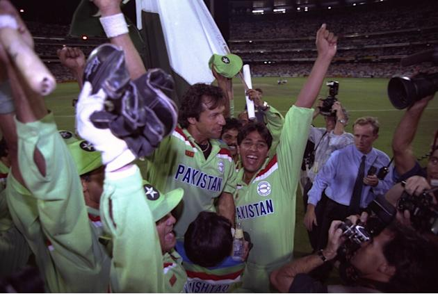 WORLD CUP 92 IMRAN