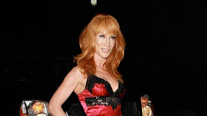 Kathy Griffin Paris Hilton Party