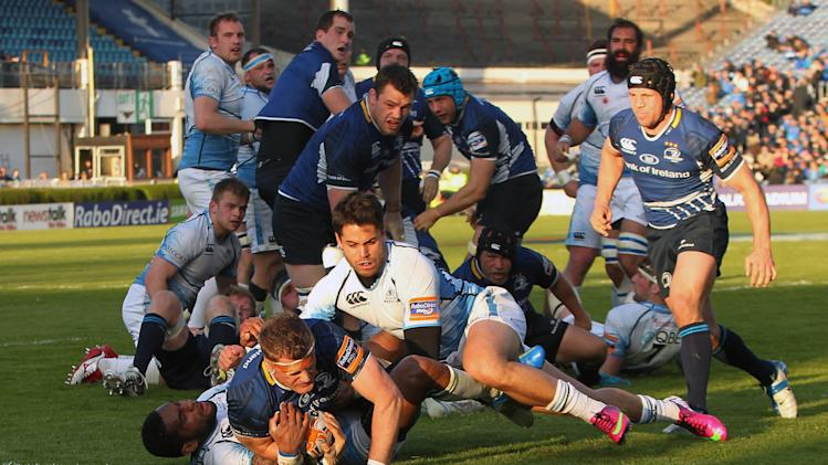 Rugby Union - Rabo Direct PRO12 - Play-Off - Leinster v Glasgow Warriors - RDS