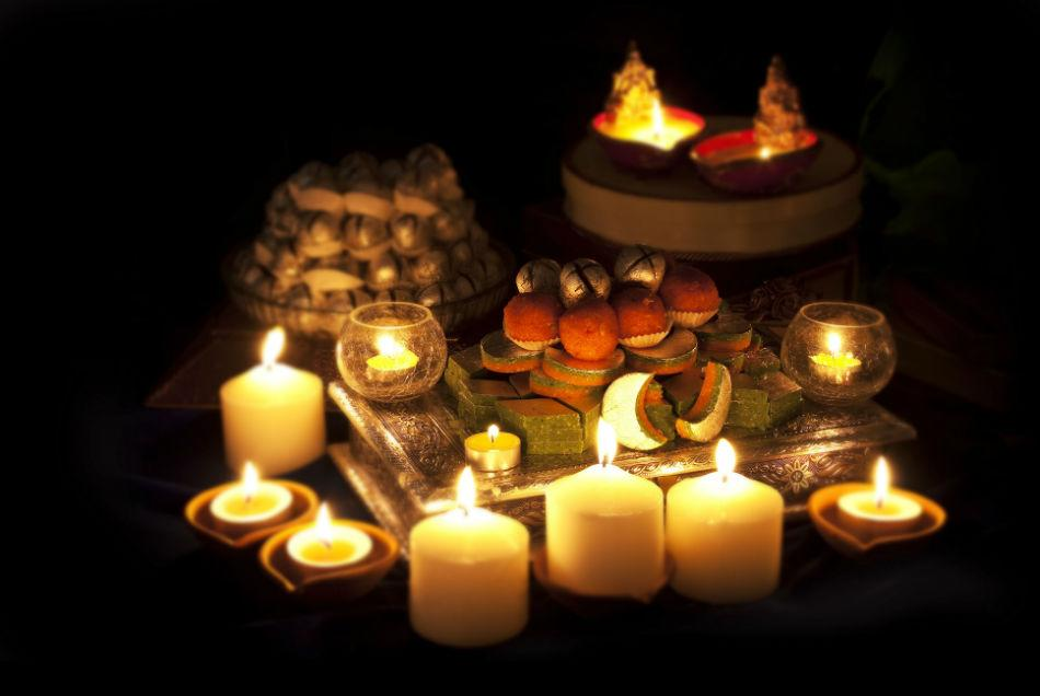 Diwali celebrations typically last for four days. Comprising rituals that honour the bond between mother and child, husbands and wives as well as brothers and sisters.