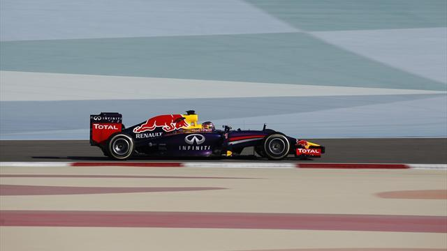 Formula 1 - Vettel opts for Suzie