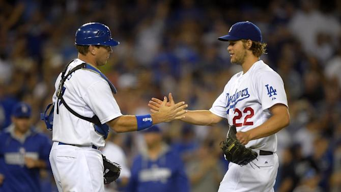 Dodgers beat Braves 2-1 on Kershaw's 9-hitter