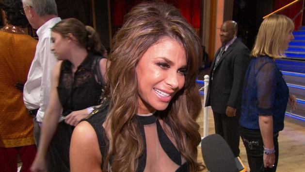 Paula Abdul chats with Access Hollywood at 'Dancing with the Stars' -- Access Hollywood