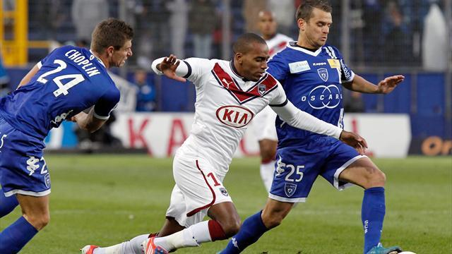 Ligue 1 - Bastia inflict first defeat on Bordeaux