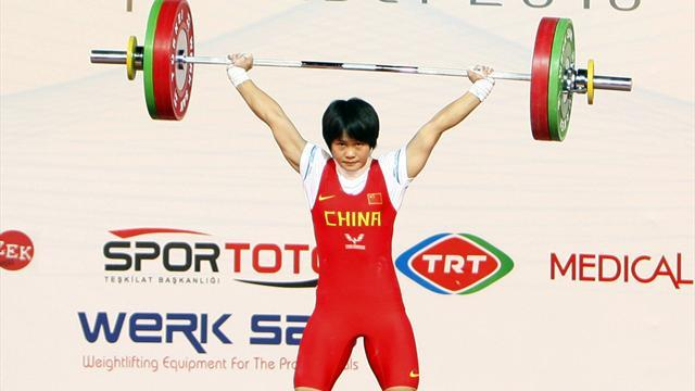 University Sports - Chinese lifters rule at University Games