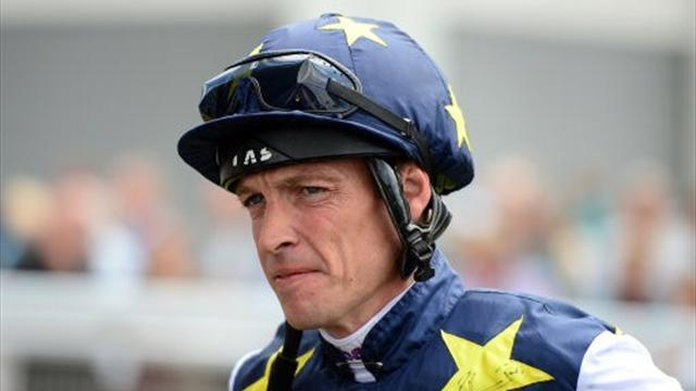 Horse Racing - Hughes' heart matched by his desire