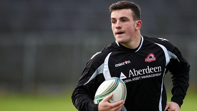Rugby - Edinburgh downed by second-half blitz