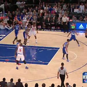 Play of the Day - Derrick Williams