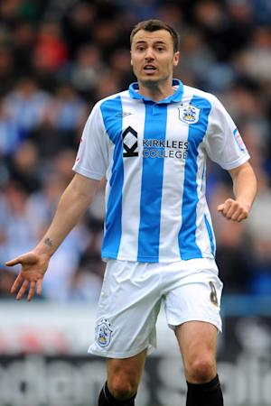 Antony Kay helped Huddersfield to promotion last year