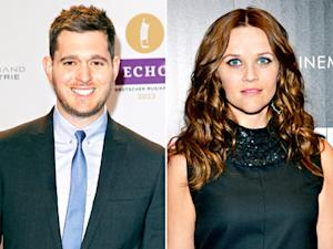 "Michael Buble: Reese Witherspoon Showed ""Class and Great Dignity"" After Arrest"