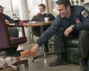 Chicago Fire Spreading? NBC Considering Police-Centric Spinoff Series