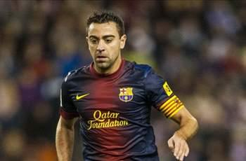 Xavi breaks Raul record for Champions League wins