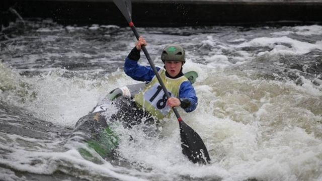 Canoeing - Brit teen Woods wins World Cup gold