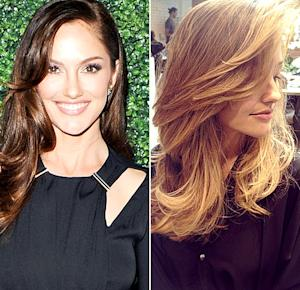"Minka Kelly Goes Blonde: ""I Love It!"""