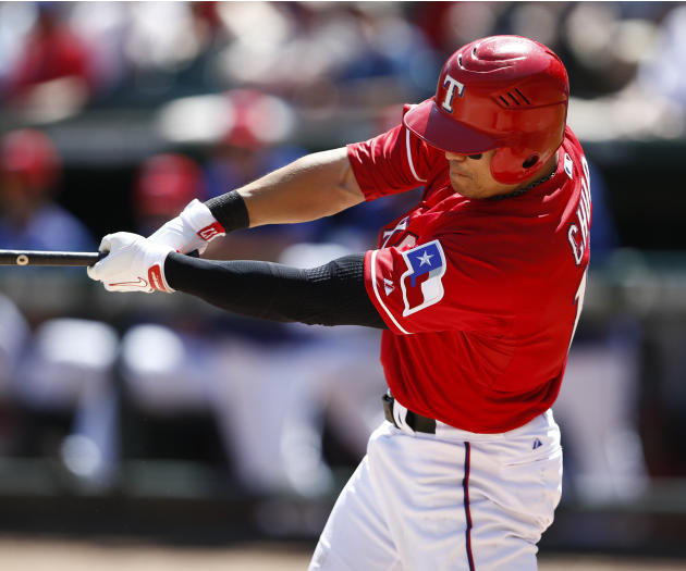 Unusually wild Gray, Vogt HRs carry A's past Rangers 7-1