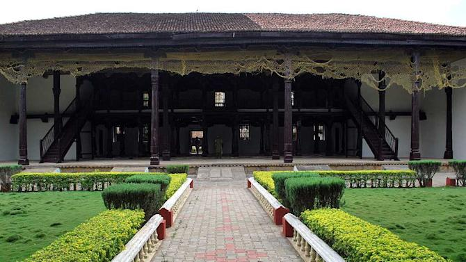 Travel Shivappa Nayak Palace in Shimoga Lakshmi Sharath