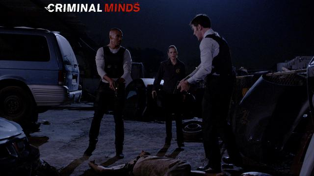 Criminal Minds - Gunshots Everywhere