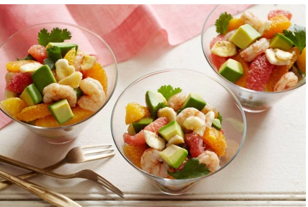 Shrimp & Avocado Ceviche