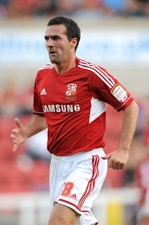Tommy Miller believes Swindon are in a strong position