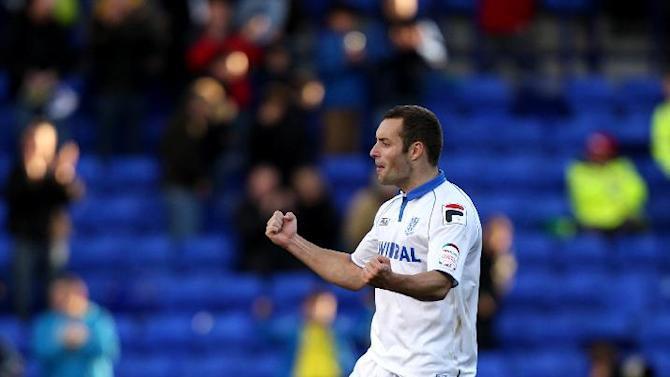 Danny Holmes scored a late winner for league leaders Tranmere Rovers