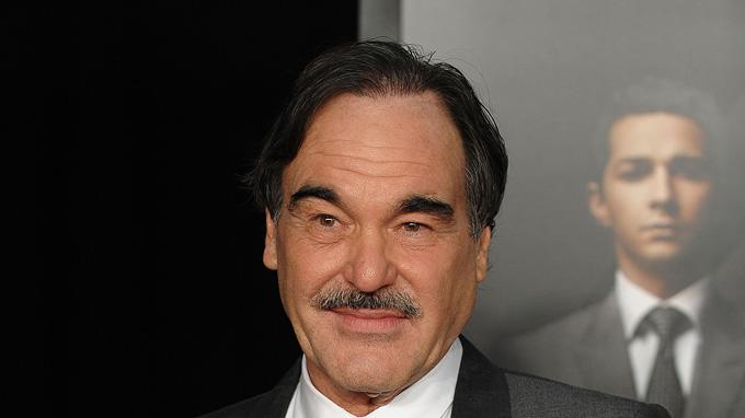 Wall Street Money Never Sleeps NYC Premiere 2010 Oliver Stone