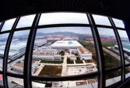The Haier factory in Qingdao, in northeast China's Shandong province is shown in June 2012. Chinese appliance and electronics giant Haier is aiming to expand into Europe with higher-end products, helping to upgrade China's reputation for churning out mostly cheap, low-quality goods