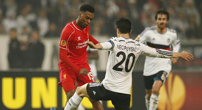 Video: Besiktas vs Liverpool