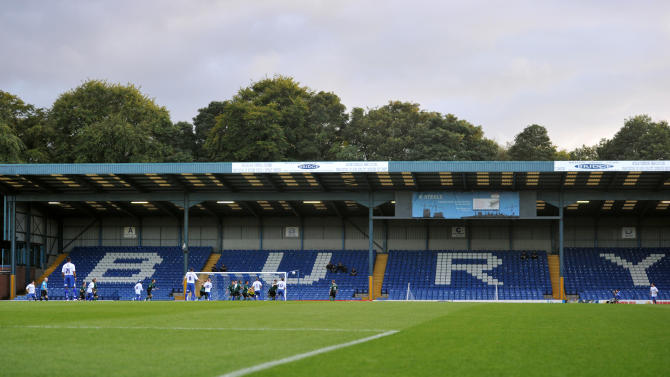 Mark Catlin has stood down from his role at Gigg Lane
