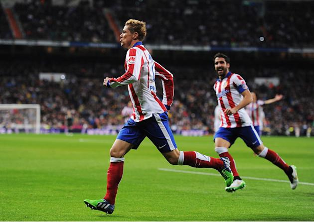 Real Madrid v Atletico de Madrid - Copa del Rey: Round of 16