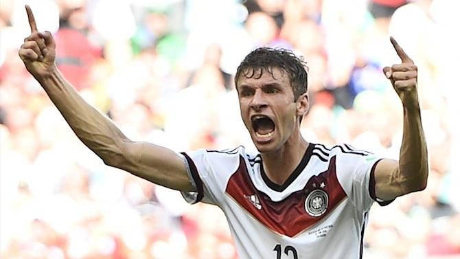 Euro 2016 Qualifying - Germany v Republic of Ireland: LIVE