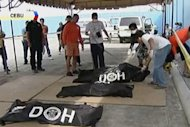 Death toll in Cebu sea mishap climbs to 111
