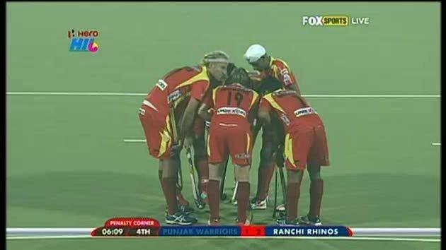 Kavanagh makes winning debut in India Hockey League