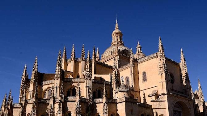 Travel Europe Churches Segovia