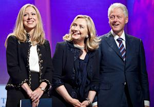 """Chelsea Clinton: Bill and Hillary Give Me """"Unapologetic Pressure"""" to Get Pregnant"""