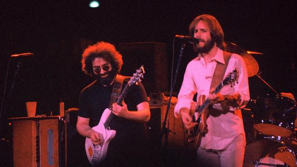 The Grateful Dead Jam on 'Uncle John's Band' and 'Sugar Magnolia' Live