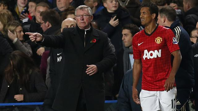 League Cup - Fergie criticises United kids and Nani