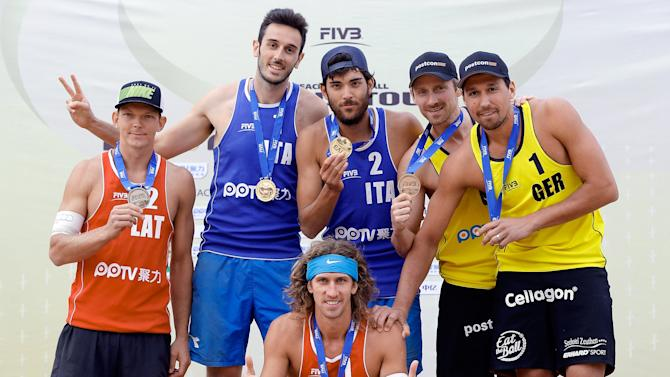 FIVB Shanghai Jinshan Grand Slam - Day 5