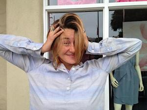 Shailene Woodley Cuts Off Her Hair, Goes Blonde: Pictures