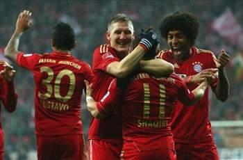 Bayern Munich 9-2 Hamburg: Visitors completely dismantled as Bavarians continue procession to title