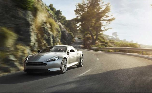 Aston Martin DB9: Grand touring, in the grandest of manner, is what Aston Martin's two-plus-two DB9 does best. The extra space of those two 'kiddy' seats means room to toss a couple of coats or bags.