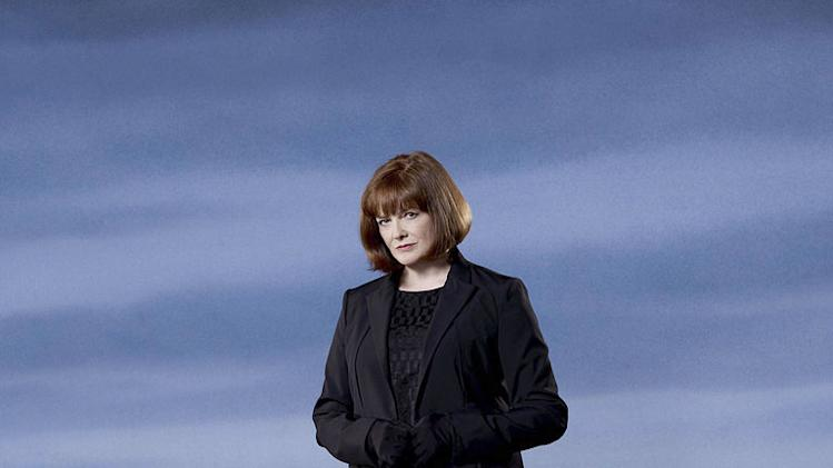 Blair Brown as Nina Sharp in the Fox series Fringe