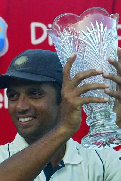 Rahul Dravid has not only contributed with his batting to several Test wins overseas, but under his leadership India also did away with the tag of being poor travelers. He led India to a series win in