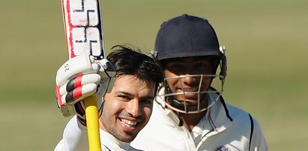 Ojha, Rayudu hit tons in draw