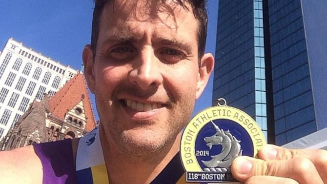 Joey McIntyre Completes Boston Marathon for Second Year in a Row